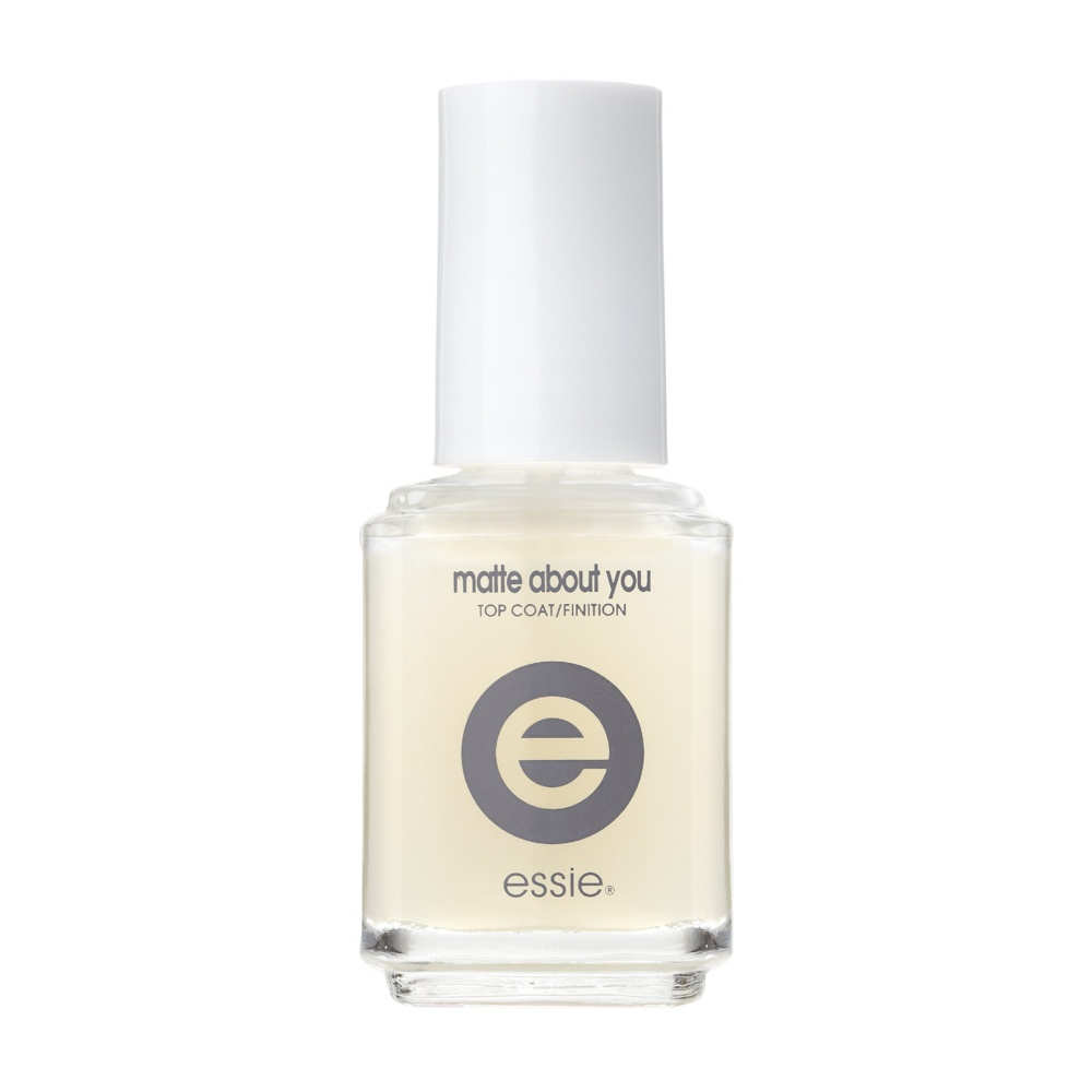 Essie Nail Polish Matte Finisher Topcoat - Matte About You 15ml