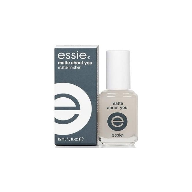 Essie Nail Polish Matte Finisher Topcoat - Matte About You 13.5ml