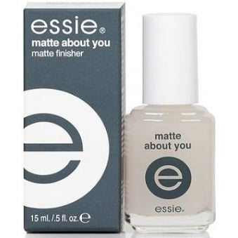 Nail Polish Matte Finisher Topcoat - Matte About You 15ml