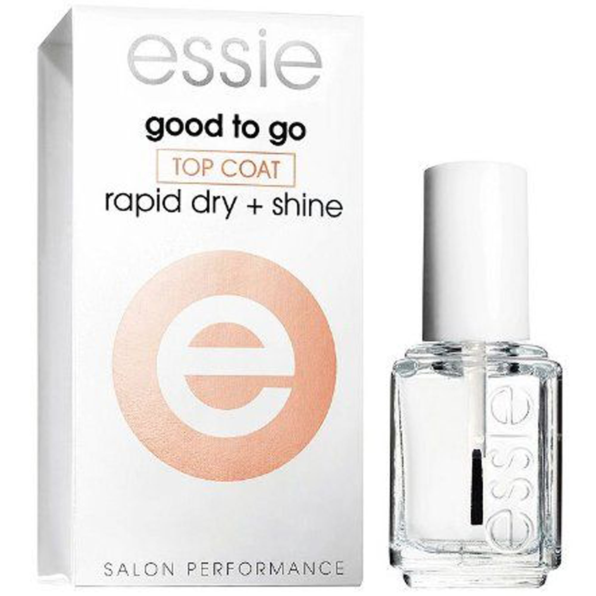 Essie Nail Polish Top Coat Treatment - Good To Go 15ml