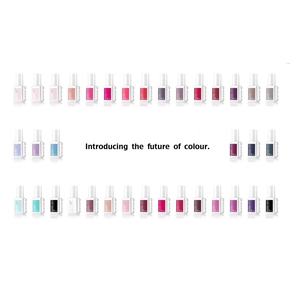 Essie Gel Professional Gel Polish - High Performance LED Lamp