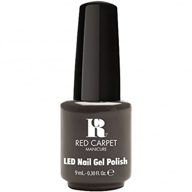 Red Carpet Manicure Gel EU LED Nail Polish Collection - Always Slate Never Early 9ml