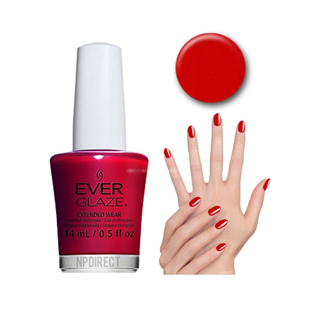 EverGlaze Nail Lacquer Bleeding Love available at Nail Polish Direct