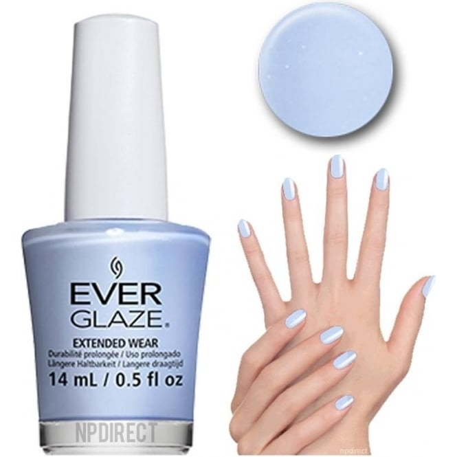 Everglaze Lacquer Extended Wear Nail Polish - Breath Of Fresh Air (82318) 14mL