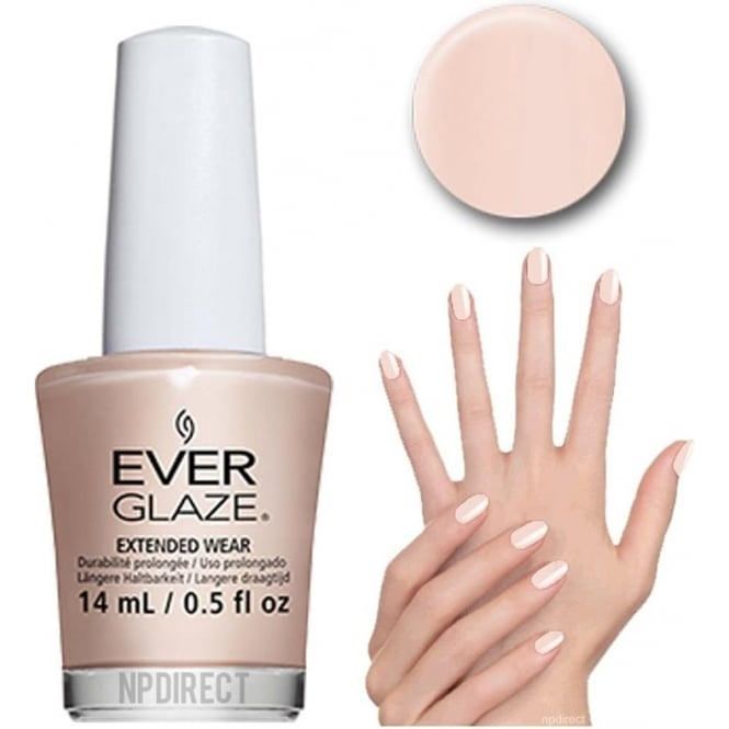 Everglaze Lacquer Extended Wear Nail Polish - Cash-merely There (82326) 14mL