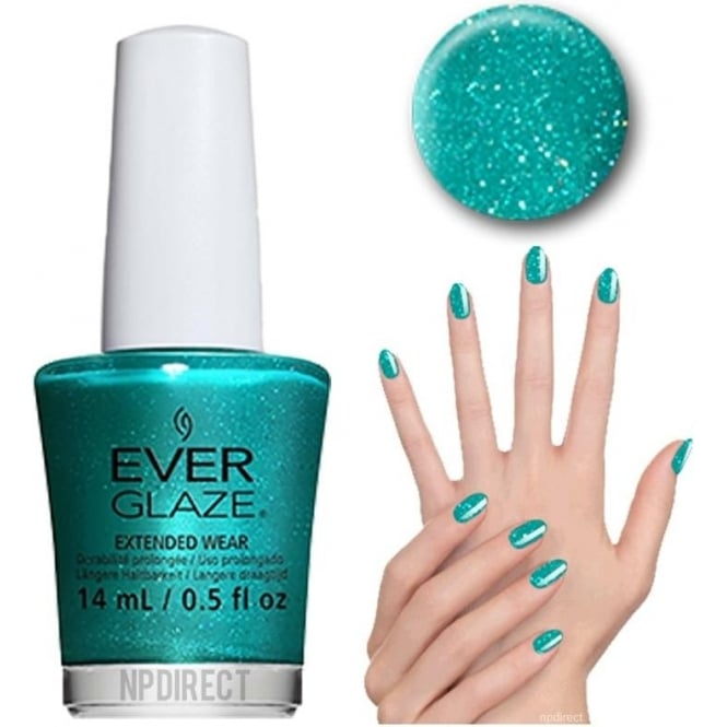 Everglaze Lacquer Extended Wear Nail Polish - Cashin Out (82309) 14mL