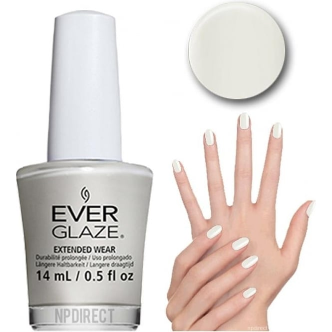 Everglaze Lacquer Extended Wear Nail Polish - Coastal Mist (82321) 14mL