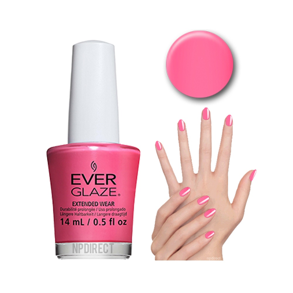 EverGlaze Nail Lacquer Faux For Your Love online at Nail Polish Direct