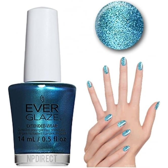 Everglaze Lacquer Extended Wear Nail Polish - Kiss The Girl (82332) 14mL