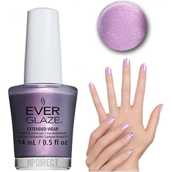 Everglaze Lacquer Extended Wear Nail Polish - Loyalist (82336) 14mL