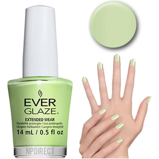 Everglaze Lacquer Extended Wear Nail Polish - Mellow Dramatic (82319) 14mL