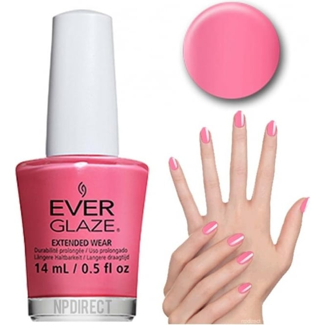 Everglaze Lacquer Extended Wear Nail Polish - Mums the Word (82315) 14mL