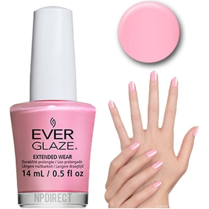 Everglaze Lacquer Extended Wear Nail Polish - Rose To The Occasion (82317) 14mL