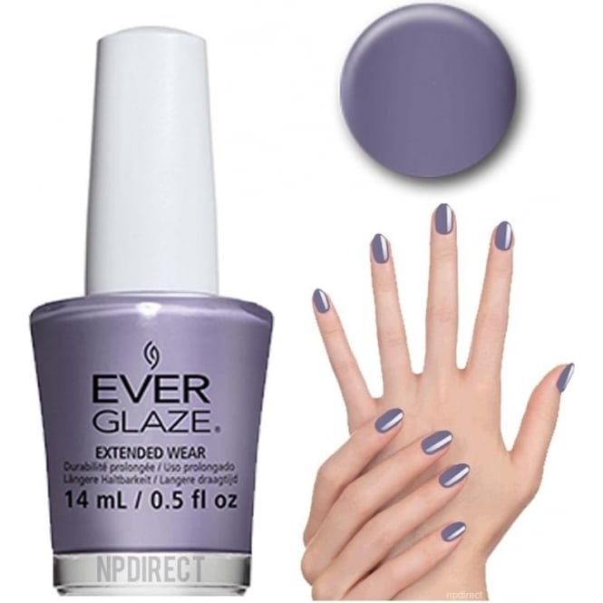 Everglaze Lacquer Extended Wear Nail Polish - We be Jammin (82337) 14mL