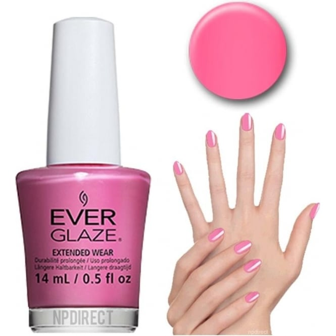 Everglaze Lacquer Extended Wear Nail Polish - Wednesday (82340) 14mL
