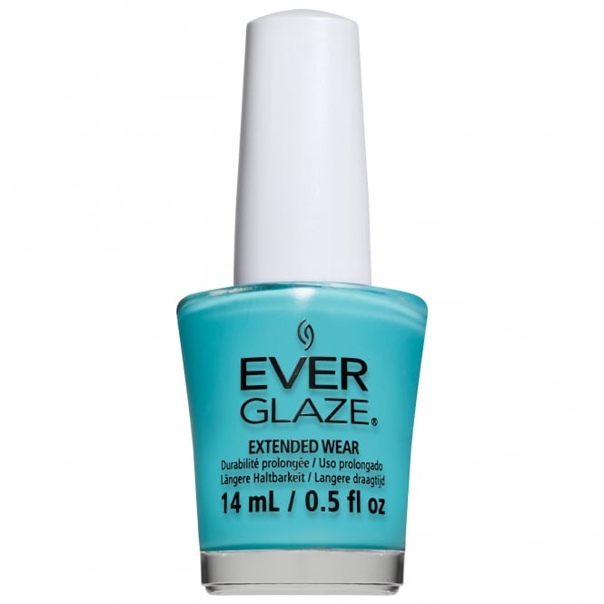Everglaze Lacquer Wipe Out Nail Polish Collection 2016- Aquaholic (14ML) (83587)