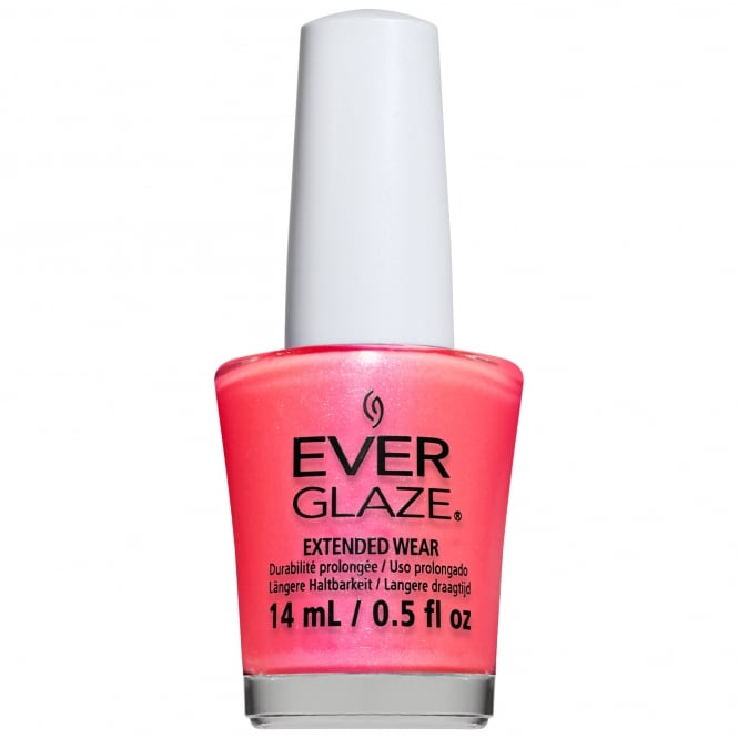 Everglaze Lacquer Wipe Out Nail Polish Collection 2016- Beat The Heat (14ML) (83583)