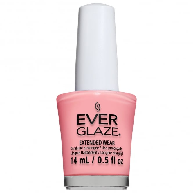 Everglaze Lacquer Wipe Out Nail Polish Collection 2016- Pink Apooloza (14ML) (83584)