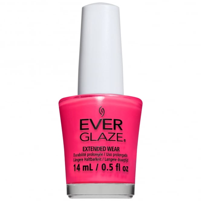 Everglaze Lacquer Wipe Out Nail Polish Collection 2016- You Glow Girl (14ML) (83582)