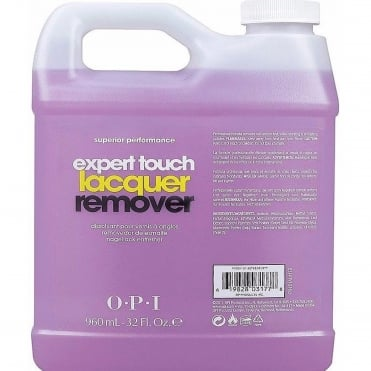 Expert Touch Lacquer Remover 960ml