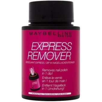 Express Remover Pot Clear 75ml