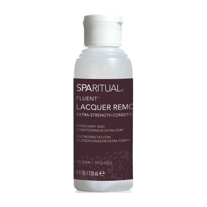 SpaRitual Fluent Extra Strength Conditioning Nail Lacquer Remover 118mL