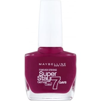 Forever Strong Super Stay Gel Nail 7 Day Wear - Divine Wine 10ml (265)