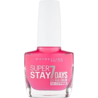 Forever Strong Super Stay Gel Nail 7 Day Wear - Magenta Surge 10ml (160)