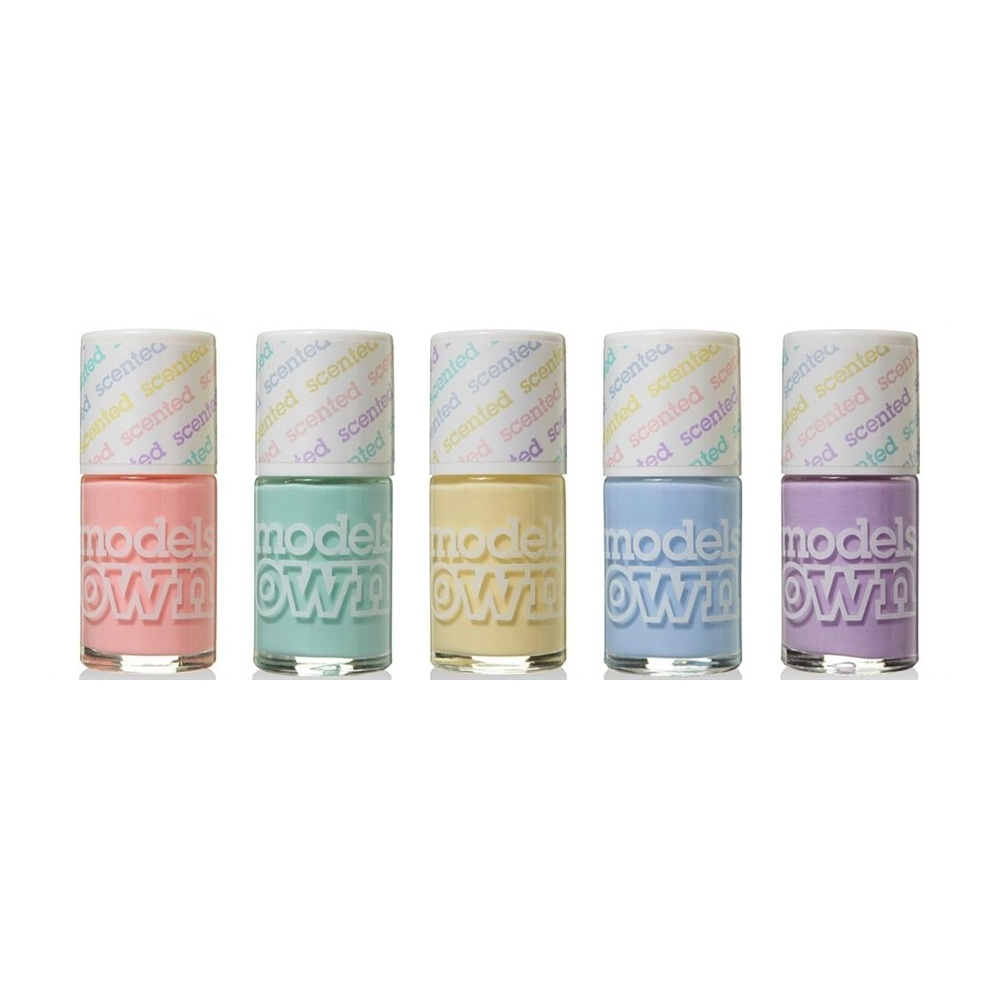 Models Own Fruit Pastel Nail Polish Collection