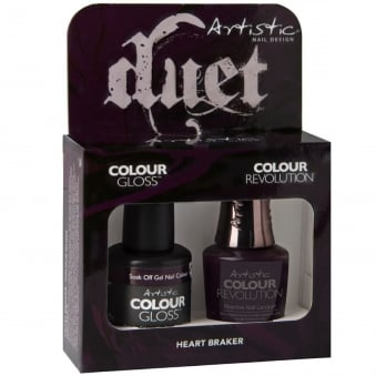 Fueled and Furious 2017 Nail Polish Collection - Heart Braker Duet (2100126)