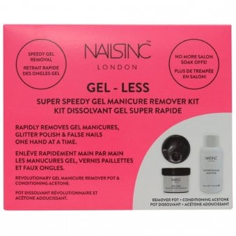 Gel-Less - Revolutionary Gel Remover Pot (9793)