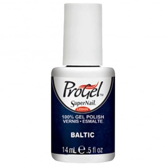 SuperNail ProGel Gel Nail Polish - Baltic 14ml