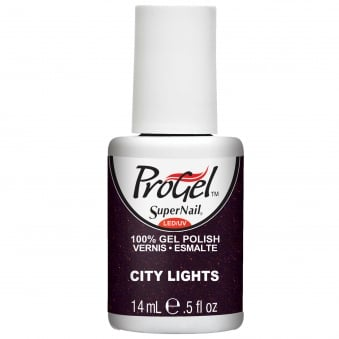Gel Nail Polish - City Lights 14ml