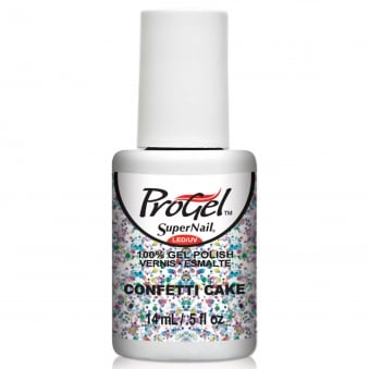 Gel Nail Polish - Confetti Cake 14ml