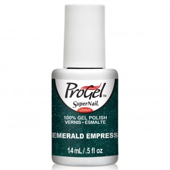 Gel Nail Polish - Emerald Empress 14ml