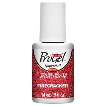 Gel Nail Polish - Fire Cracker 14ml