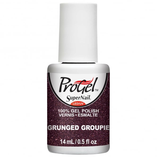 SuperNail ProGel Gel Nail Polish - Grunged Groupie 14ml