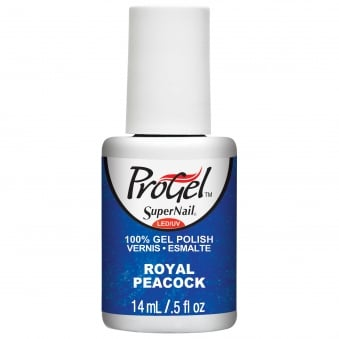 Gel Nail Polish - Royal Peacock 14ml