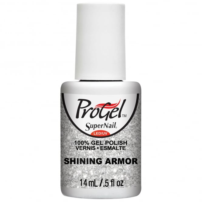 SuperNail ProGel Gel Nail Polish - Shining Armor 14ml