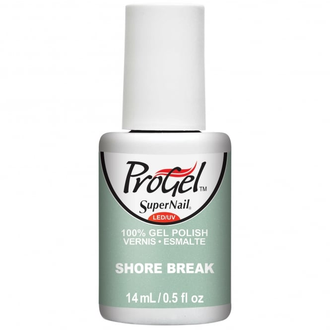 SuperNail ProGel Gel Nail Polish - Shore Break 14ml