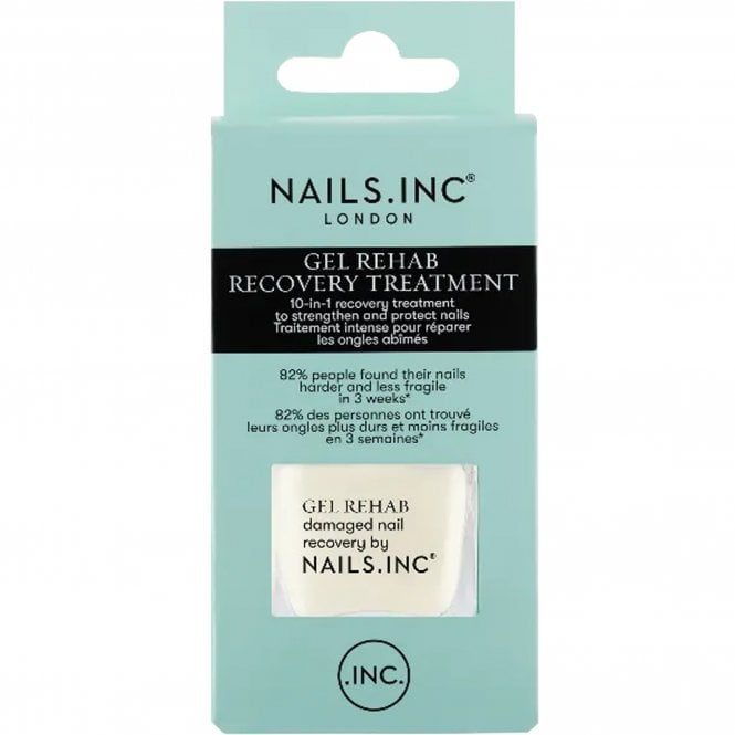 Nails inc Gel Rehab - Treatment & Base Coat (9635) 14ml