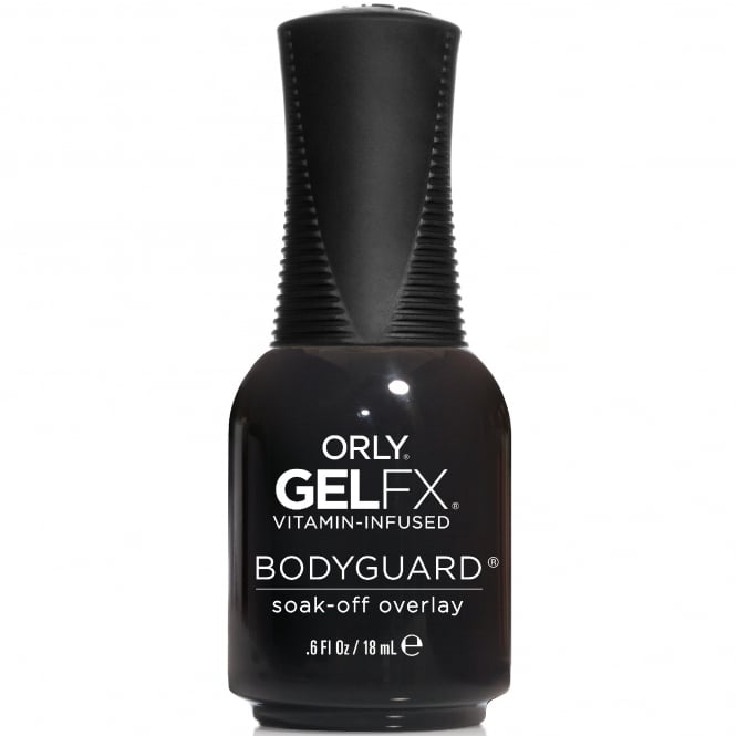 Orly GELFX Vitamin-Infused - BodyGuard Soak-Off Overlay 18ml