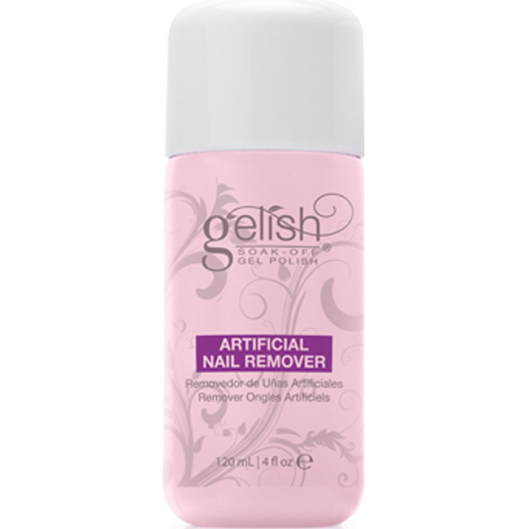 Gelish Acrylic Artificial Nail Remover 120 Ml