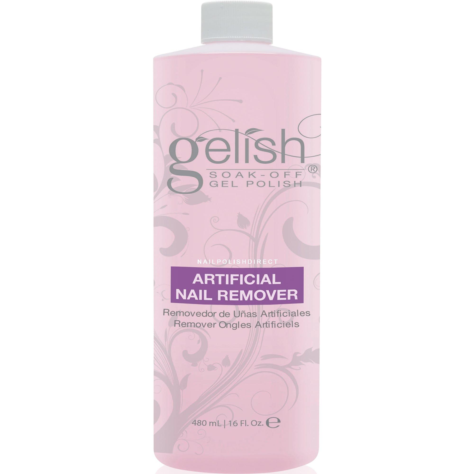 Gelish - Acrylic Artificial Nail Remover 480 ml