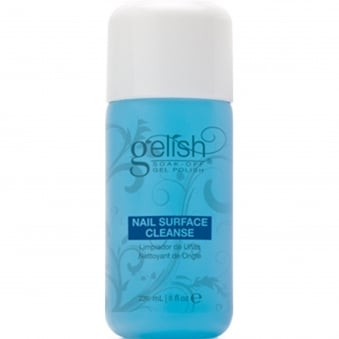 Gel System - Nail Surface Cleanse 236 ml