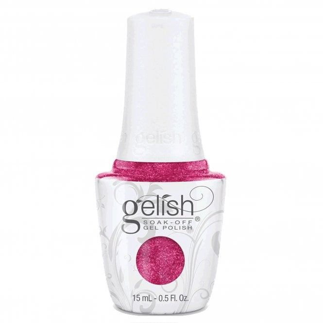 Gelish Soak-Off Gel Nail Polish - High Voltage 15ml (01402)