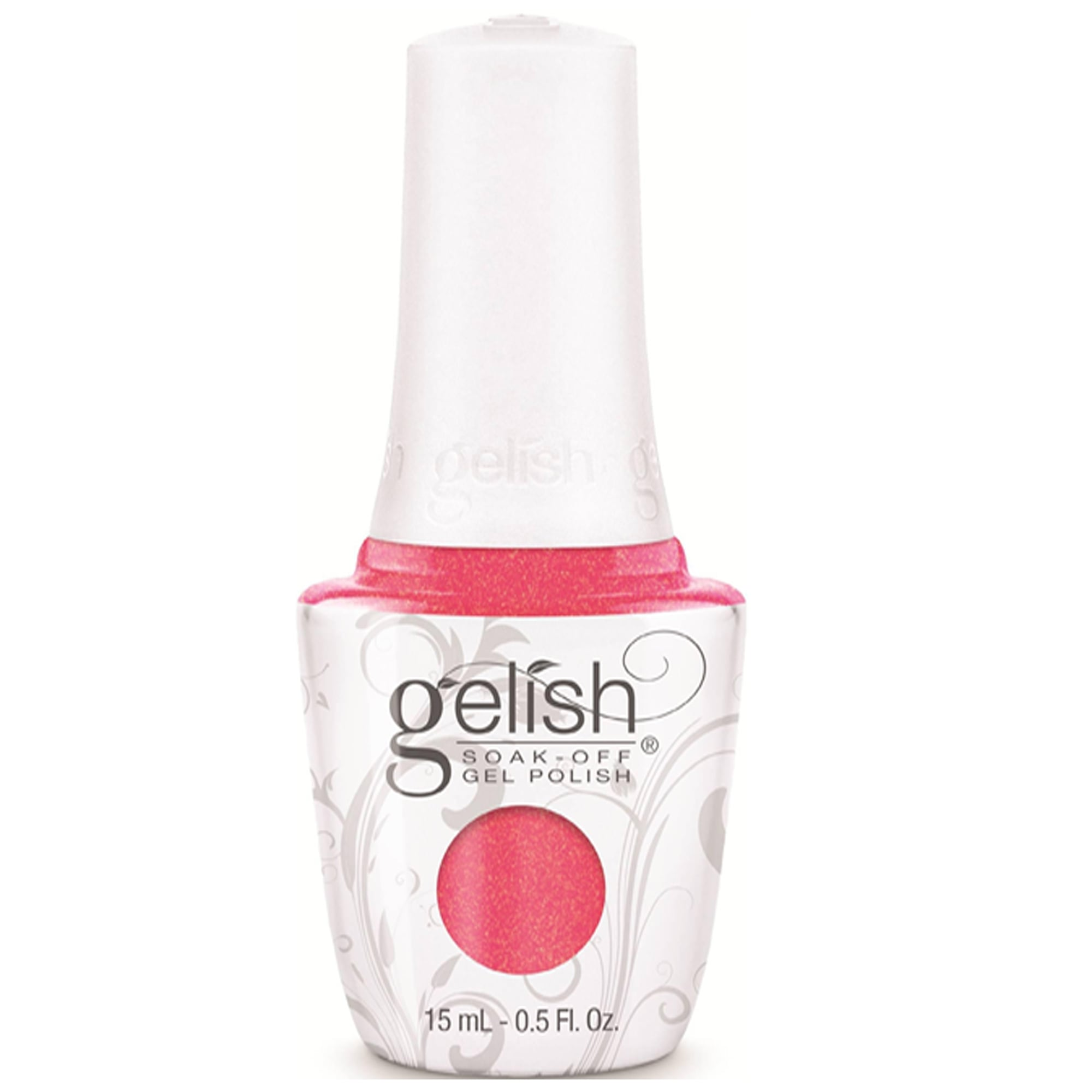 Gelish Soak-Off Gel Nail Polish - Hip Hot Coral 15ml