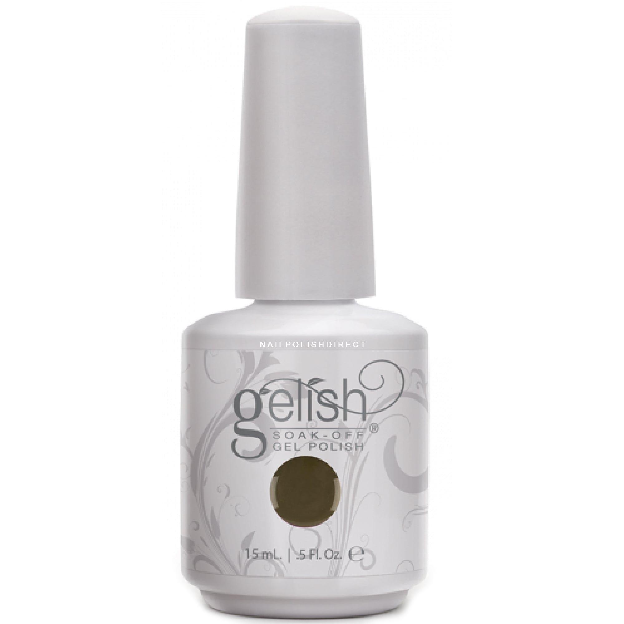Gelish Soak-Off Gel Nail Polish - Olive You 15ml