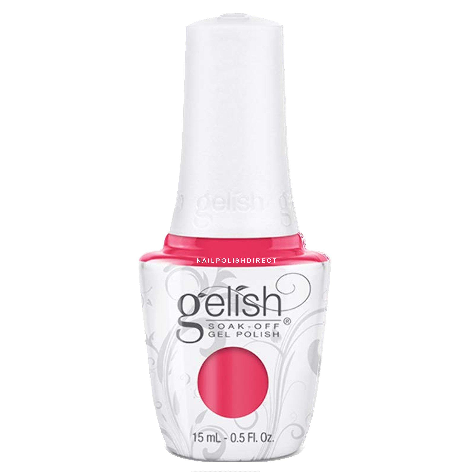 Passion Nail Polish: Gelish Soak-Off Gel Nail Polish
