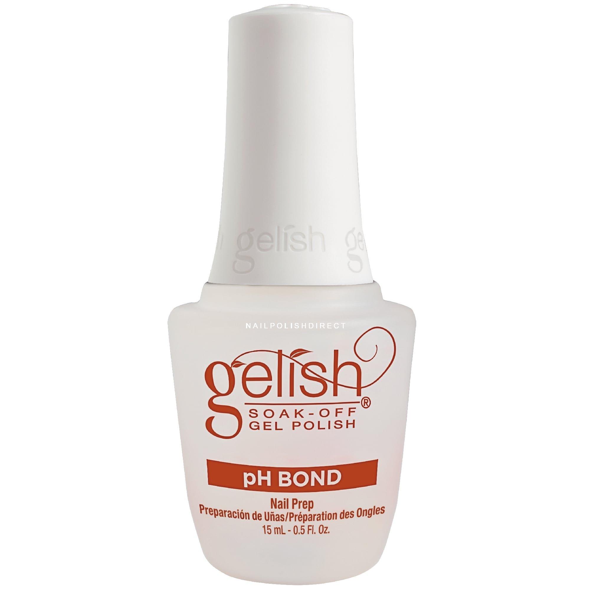 Gelish Soak-Off Gel Nail Polish - pH Bond Dehydrator 15ml